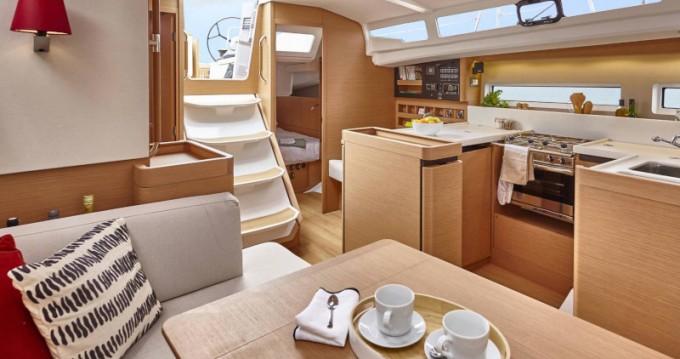 Boat rental Níkiti cheap Sun Odyssey 440