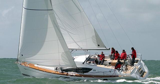 Rental yacht Níkiti - Jeanneau Sun Odyssey 45 on SamBoat