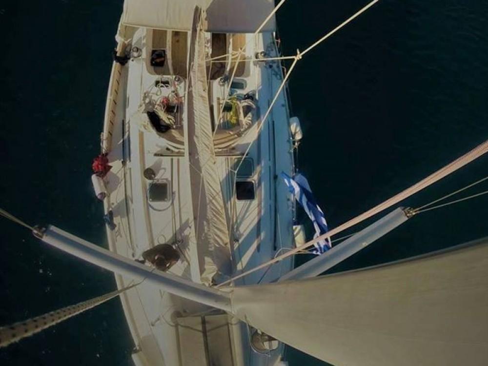 Boat rental Jeanneau Sun Odyssey 45 in Nikiti on Samboat