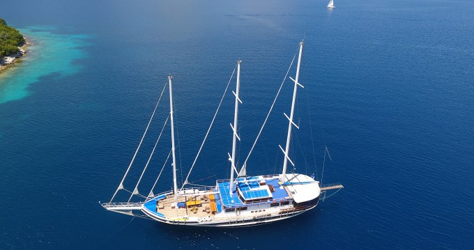 Rental yacht Mykonos (Island) -  Gulet Artemis on SamBoat