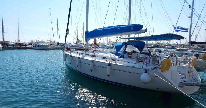 Rental Sailboat in Piraeus - Bénéteau Cyclades 50.5