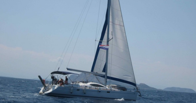 Rental yacht Piraeus - Jeanneau Sun Odyssey 49DS on SamBoat