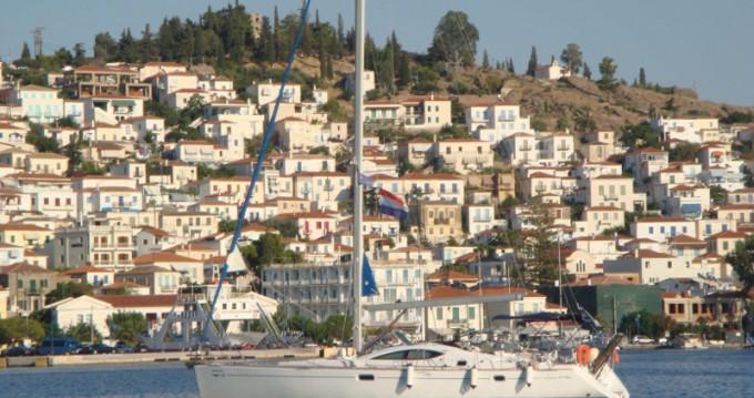 Boat rental Piraeus cheap Sun Odyssey 49DS