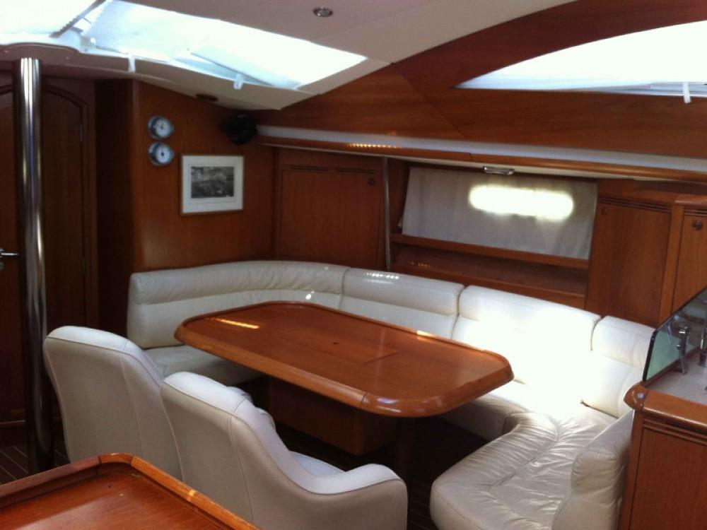 Boat rental Jeanneau Sun Odyssey 49DS in Alimos Marina on Samboat
