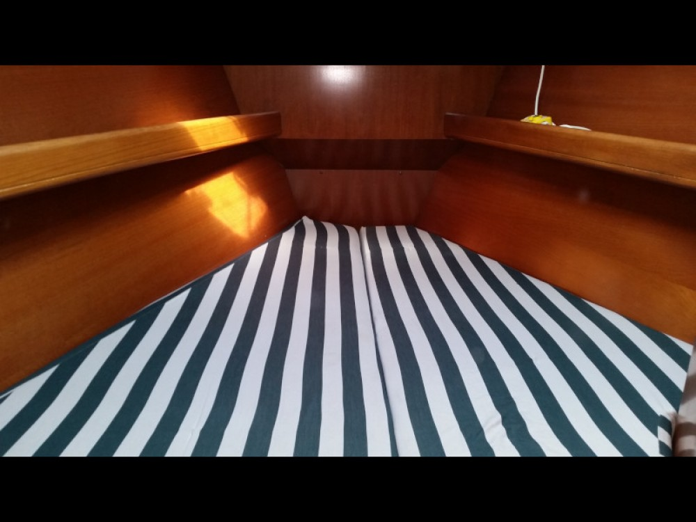 Rental yacht Álimos - Bénéteau Oceanis 411 Clipper on SamBoat