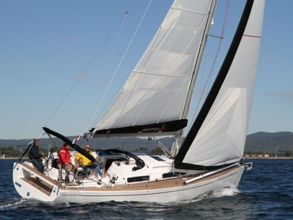 Hire Sailboat with or without skipper Salona Marmaris