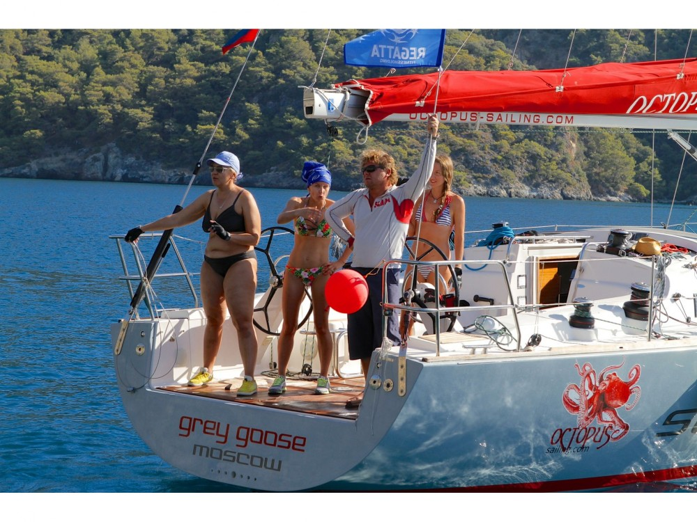 Rental Sailboat in Marmaris - Salona Salona 41 Performance