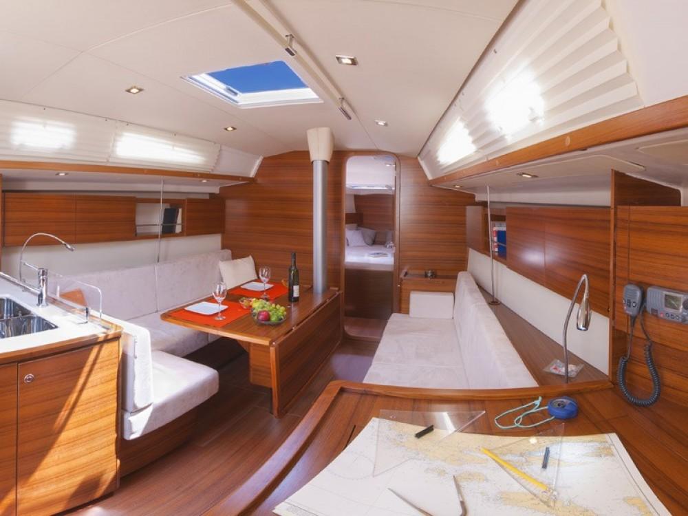 Rental yacht  - Salona Salona 41 Performance on SamBoat