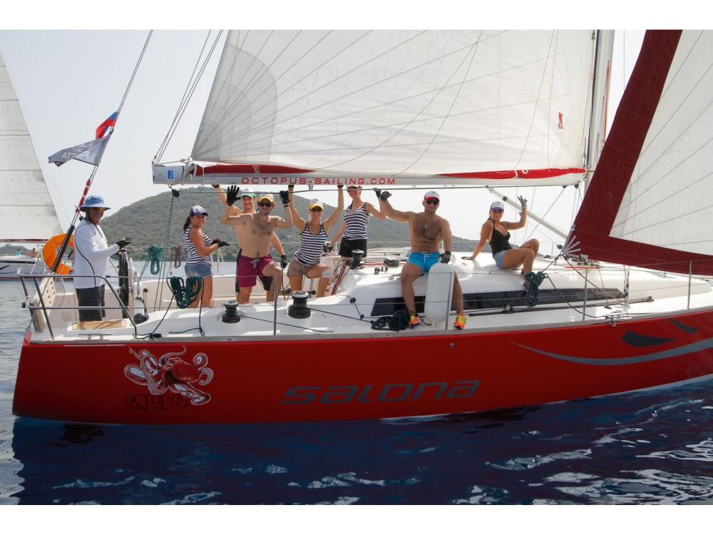 Rental yacht Marmaris - Salona Salona 41 Performance on SamBoat