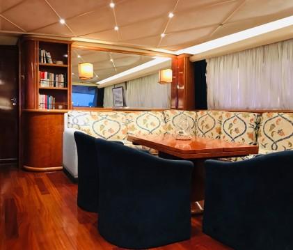 Rental Yacht in Portisco - Cantieri Pegasus 80