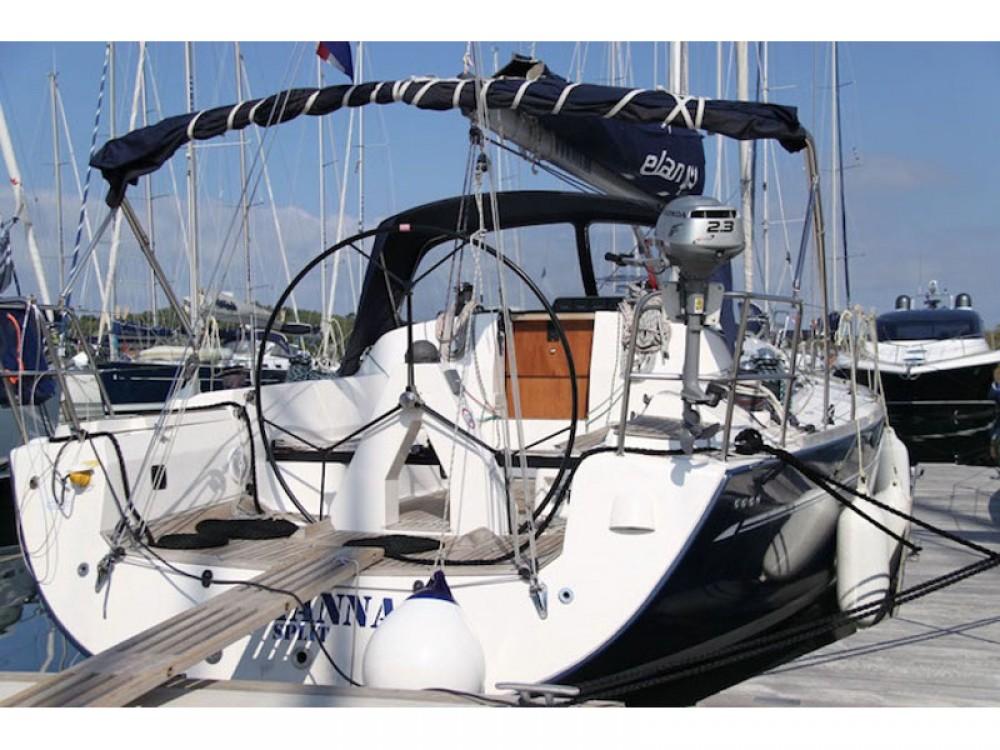 Rental Sailboat in ACI Marina Skradin - Elan Elan 410 Performance
