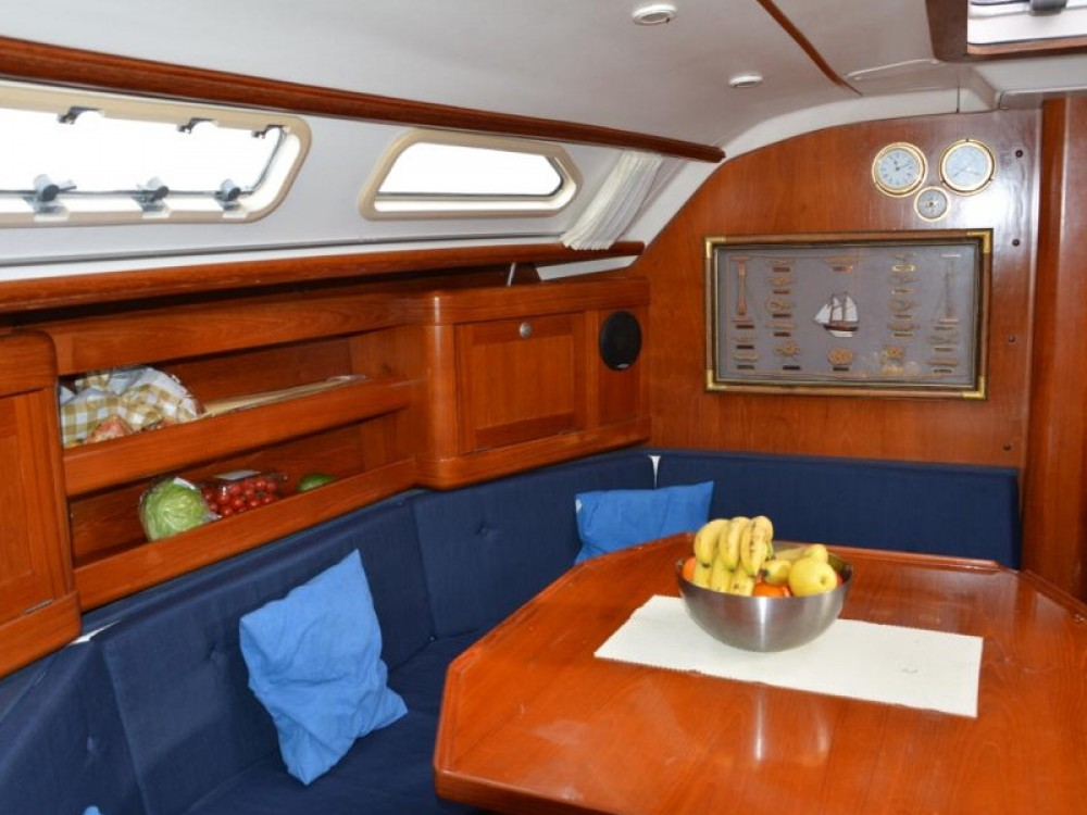 Sailboat for rent Porto San Rocco at the best price