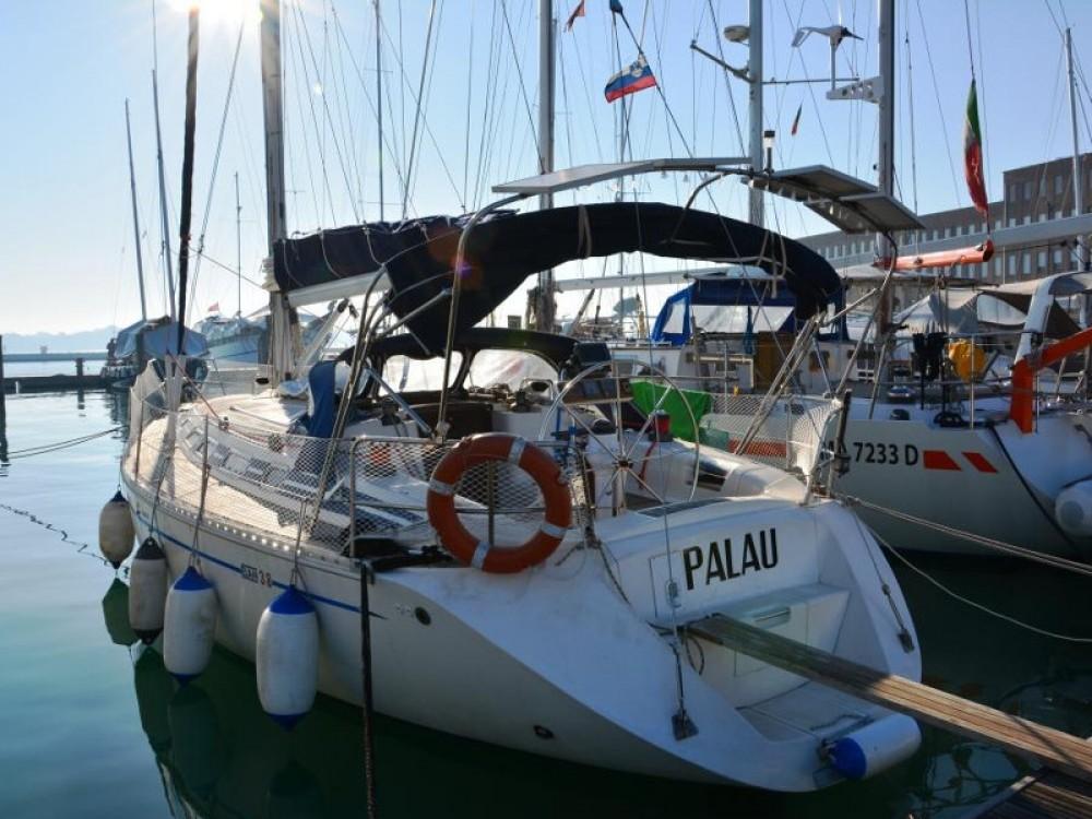 Rental yacht Porto San Rocco - Elan Elan 38 on SamBoat