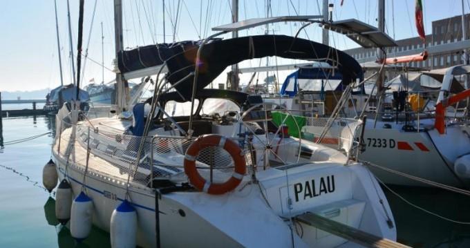 Boat rental Elan Elan 38 in San Rocco on Samboat
