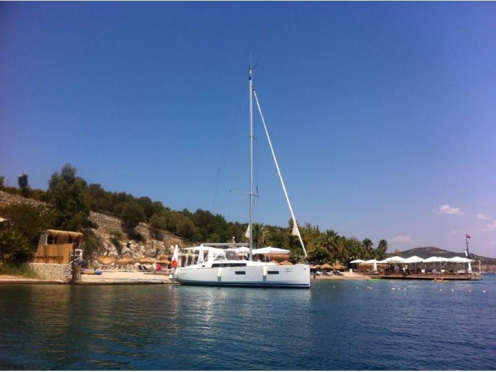 Rental yacht Marmaris - Bénéteau Beneteau - Oceanis 38 on SamBoat
