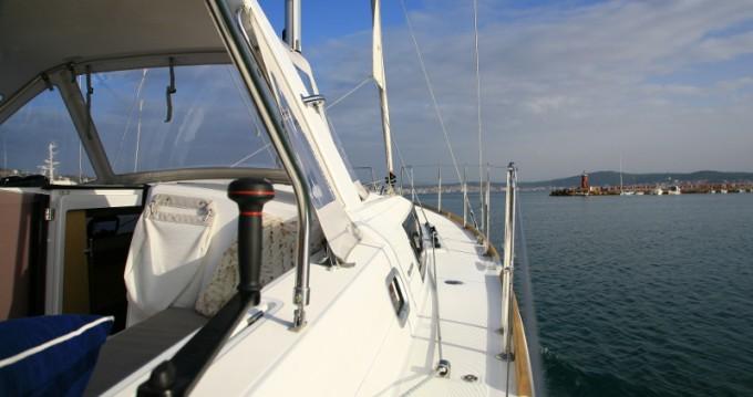 Rental yacht Marmaris - Bénéteau Oceanis 38 on SamBoat