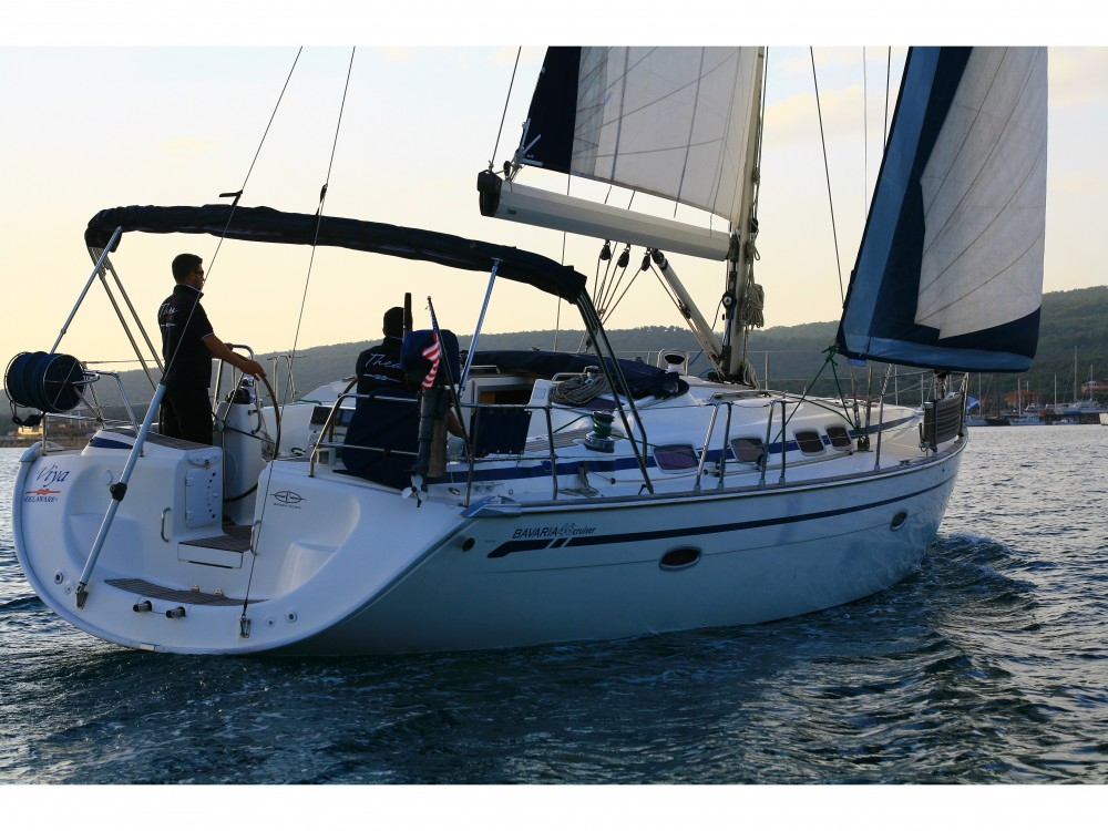 Rental Sailboat in Marmaris - Bavaria Bavaria 46 Cruiser
