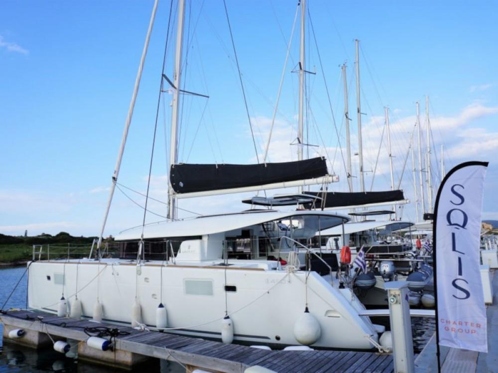 Rental Catamaran in Kontokali - Lagoon Lagoon 450 Sport
