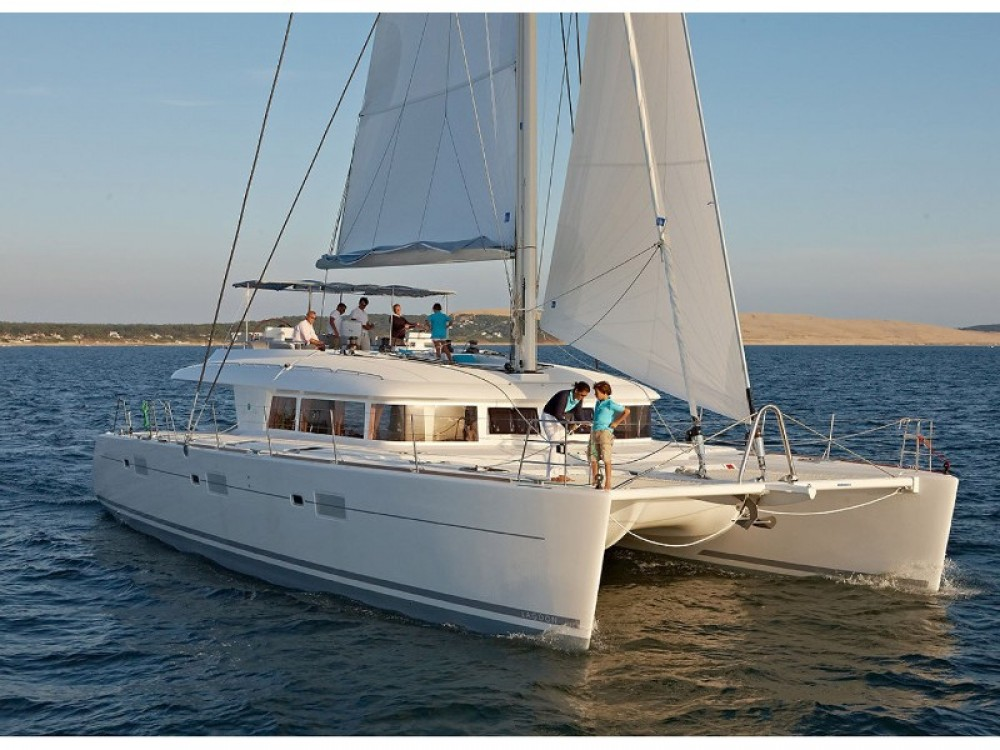 Rental Catamaran in Preveza - Lagoon Lagoon 620