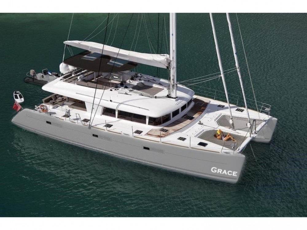 Catamaran for rent PREVEZA MARINA at the best price