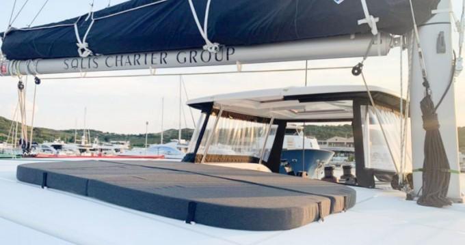 Boat rental Gouvia cheap Lagoon 42