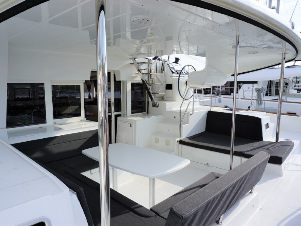 Lagoon Lagoon 450 Sport between personal and professional Kontokali