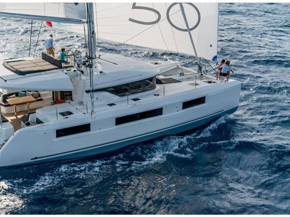 Boat rental PREVEZA MARINA cheap Lagoon 50