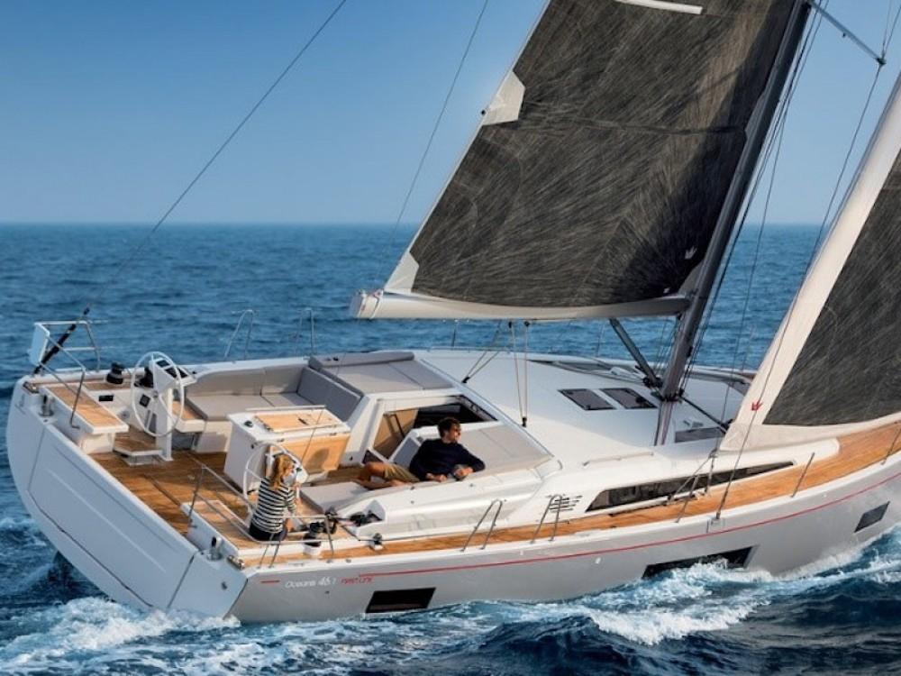 Rental yacht Volos - Bénéteau Oceanis 461 on SamBoat