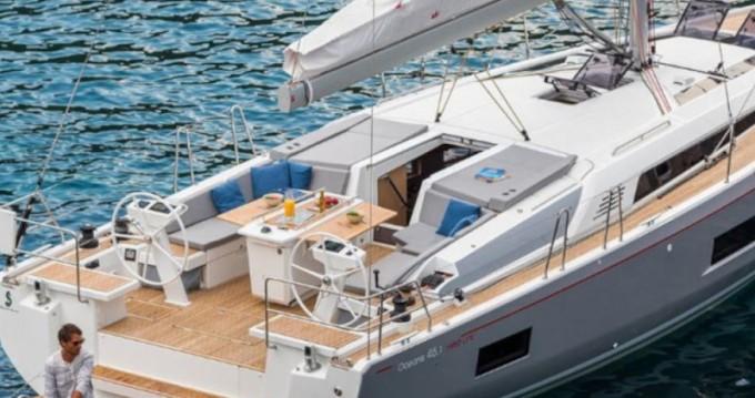 Boat rental Bénéteau Oceanis 46.1 in Volos on Samboat