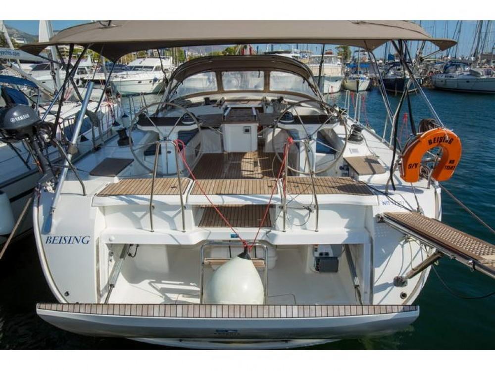 Boat rental Álimos cheap Bavaria Cruiser 56/ 3 cabins