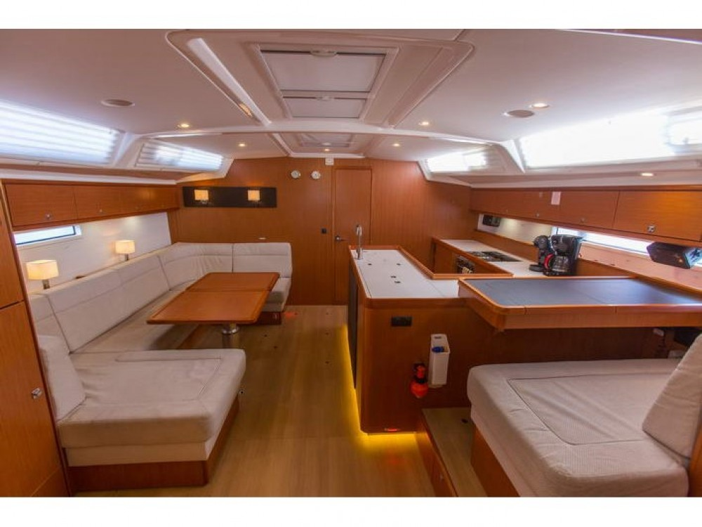 Rental yacht Álimos - Bavaria Bavaria Cruiser 56/ 3 cabins on SamBoat