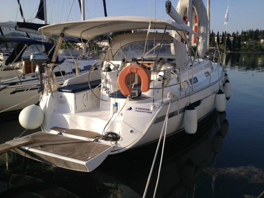 Rental Sailboat in Marina Gouvia - Bavaria Bavaria Cruiser 36