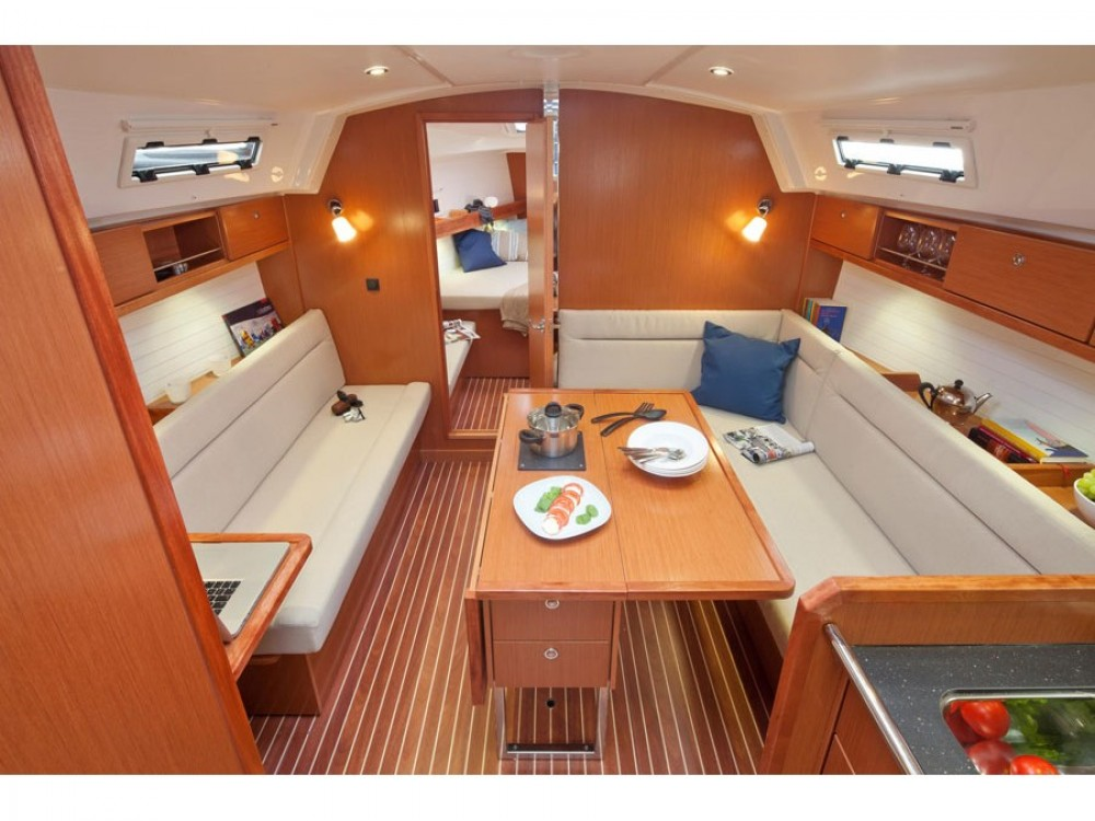 Bavaria Bavaria Cruiser 36  between personal and professional Marina Gouvia