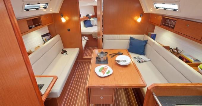 Bavaria Cruiser 36 between personal and professional Gouvia