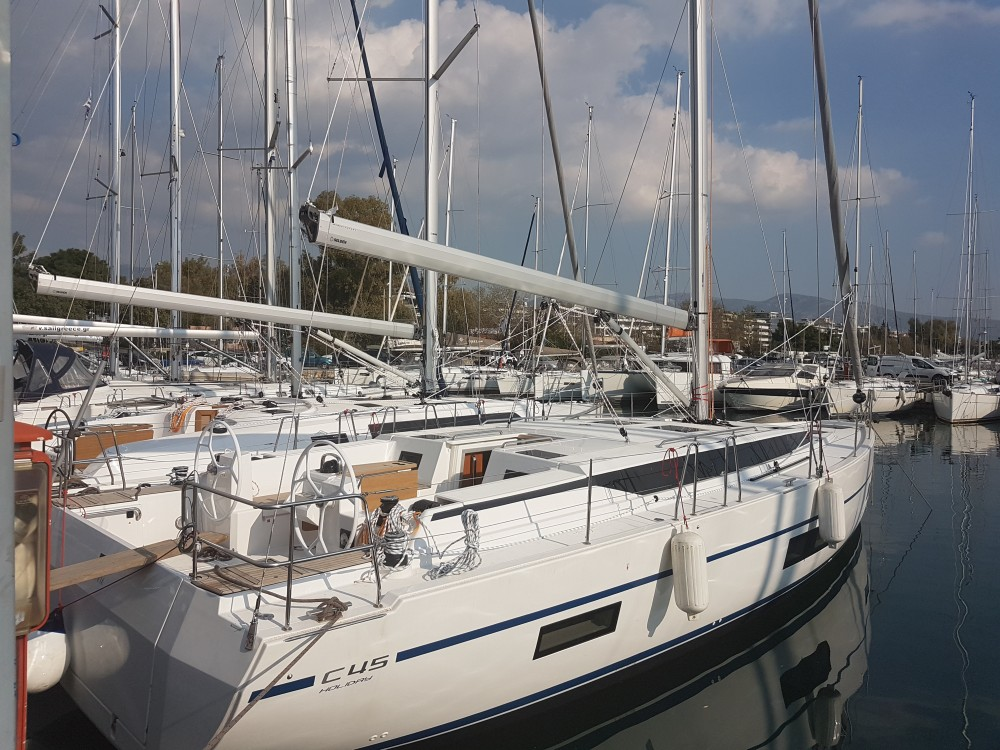 Boat rental Rhodos cheap Bavaria C45