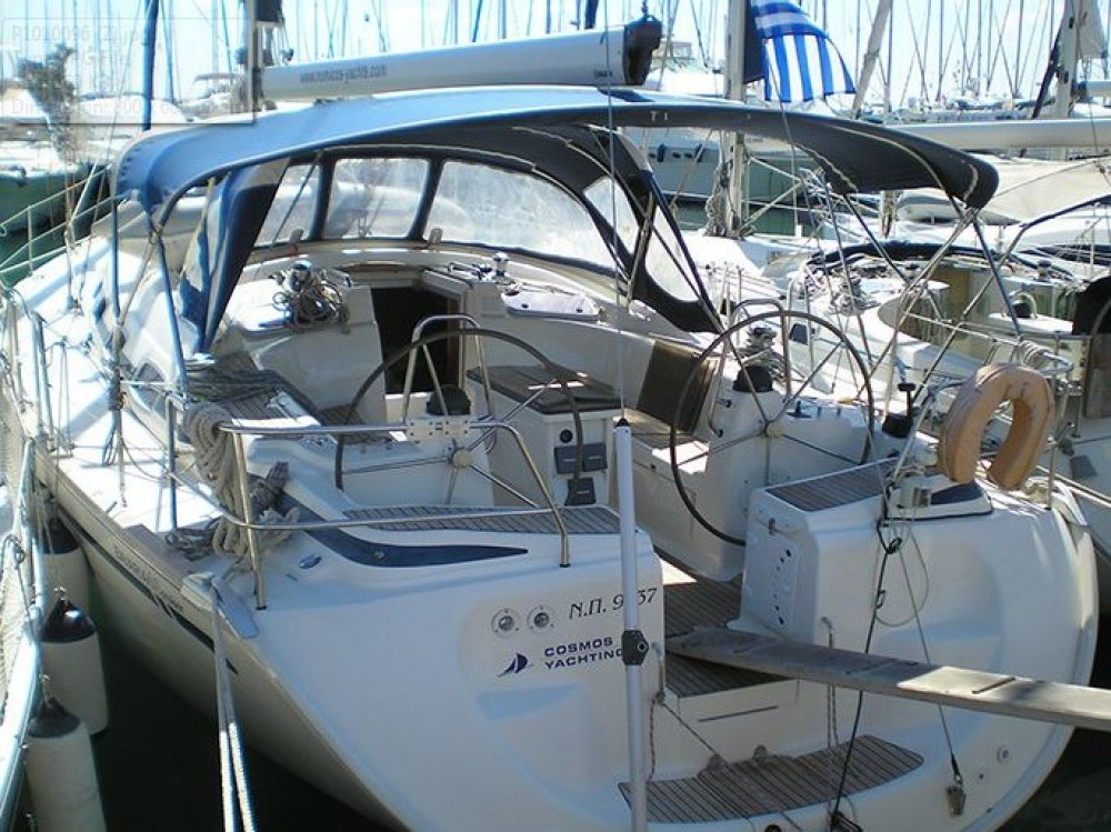 Bavaria Bavaria 46 Cruiser between personal and professional Zakynthos