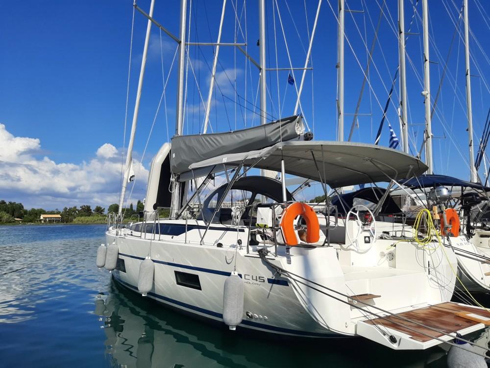 Rental yacht Alimos Marina - Bavaria Bavaria C45 on SamBoat