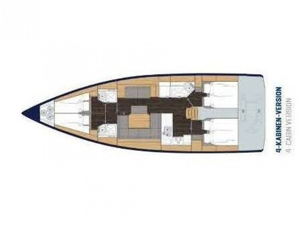Boat rental Alimos Marina cheap Bavaria C45