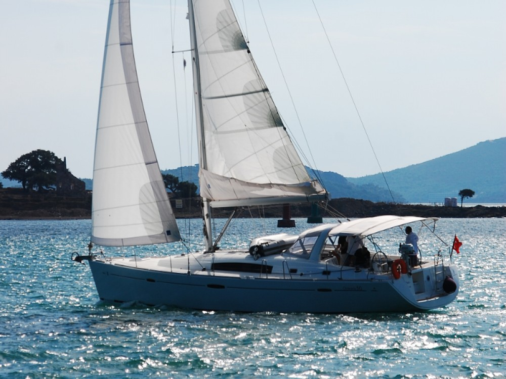 Hire Sailboat with or without skipper Bénéteau Marmaris