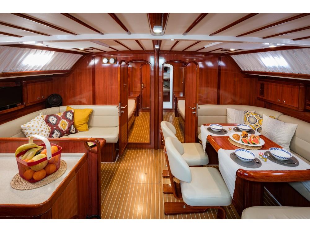 Rental yacht Álimos - Ocean Ocean Star 60.1 on SamBoat