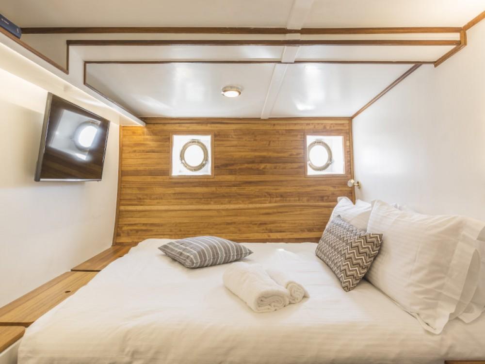Rental yacht Alimos Marina -  Gulet on SamBoat