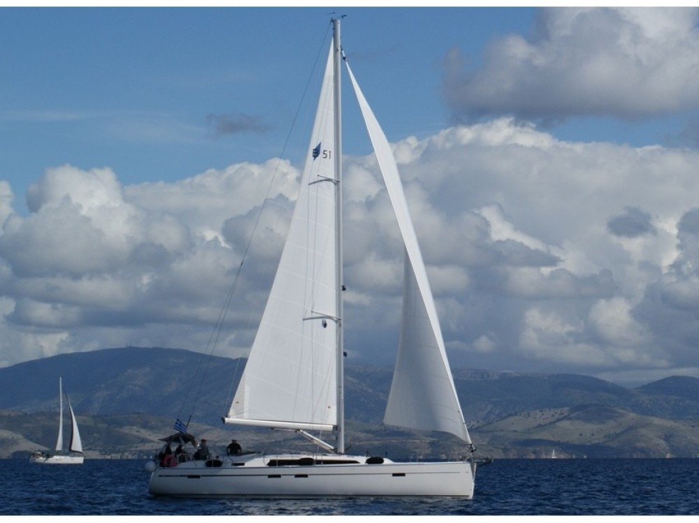 Boat rental Marina Gouvia cheap Bavaria Cruiser 51