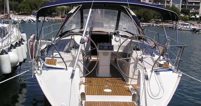 Rental yacht Gouvia - Bavaria Bavaria 40 Cruiser on SamBoat