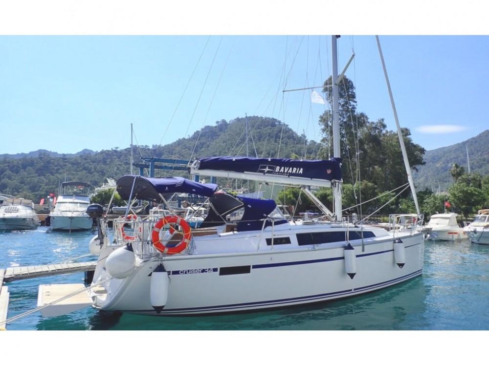 Rental yacht Göcek - Bavaria Bavaria Cruiser 34 on SamBoat