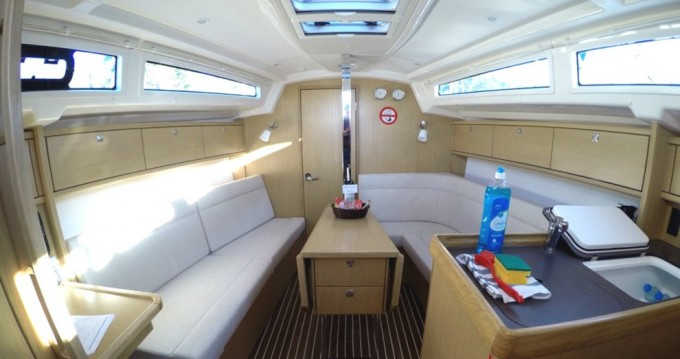 Rental Sailboat in Göcek - Bavaria Cruiser 34