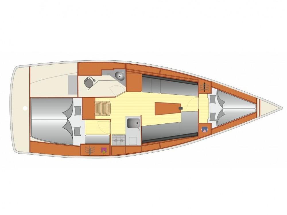 Bavaria Bavaria Cruiser 34 between personal and professional Muğla