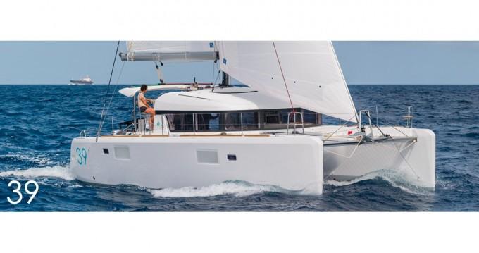 Boat rental Préveza cheap Lagoon 39