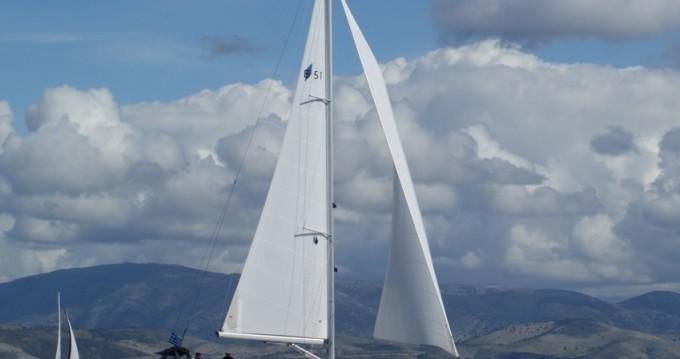 Boat rental Rhodos cheap Bavaria Cruiser 51