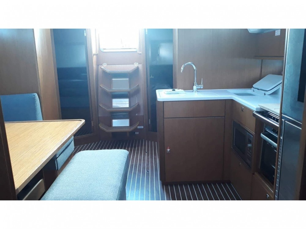 Bavaria Bavaria Cruiser 46 Style between personal and professional Kontokali