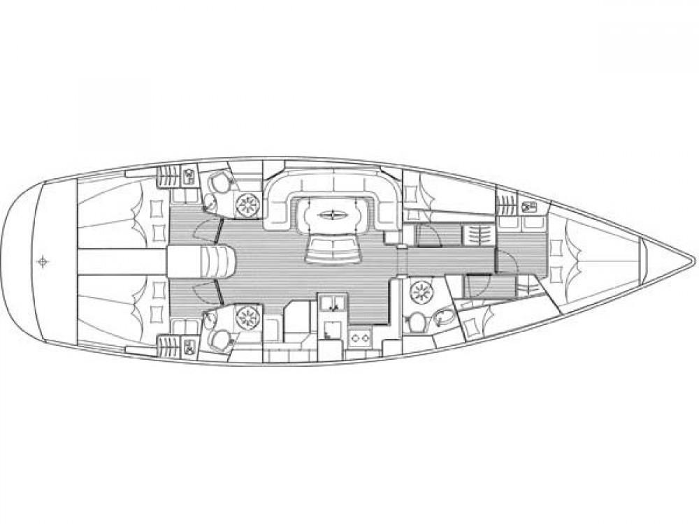 Rental yacht  - Bavaria Bavaria 50 Cruiser on SamBoat